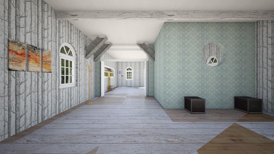 prueba 2 - Vintage - Bedroom - by juan jose ramirez