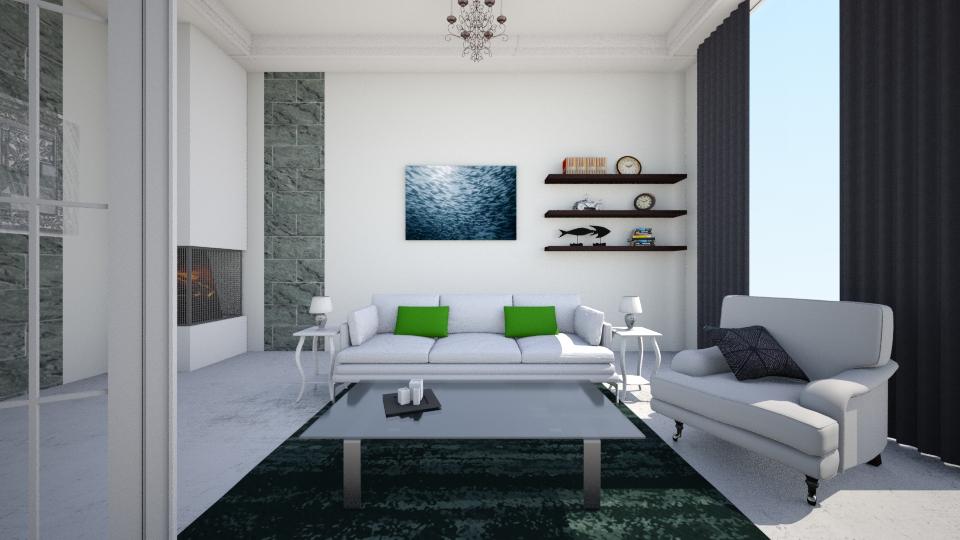 vuca - Living room - by TanjaS