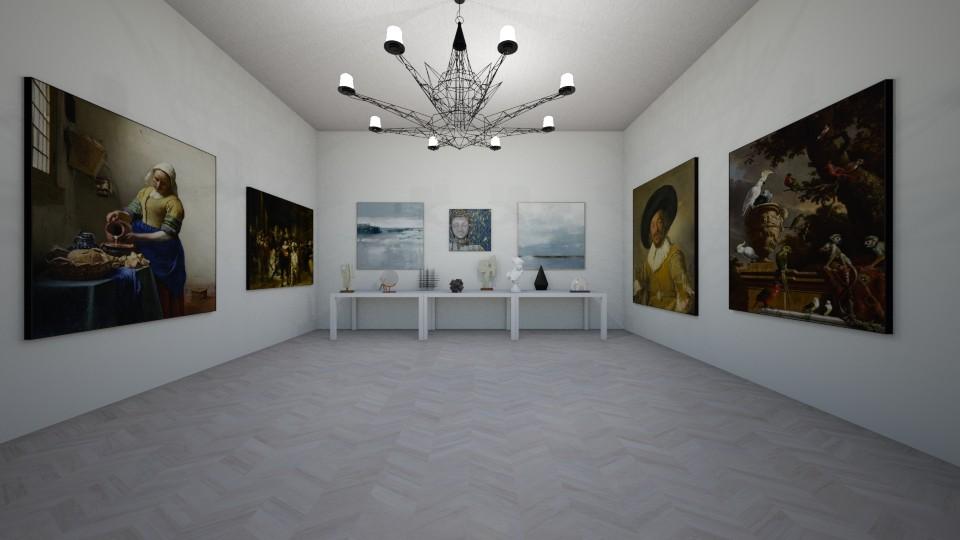Little Art Gallery  - by Itsjustme1