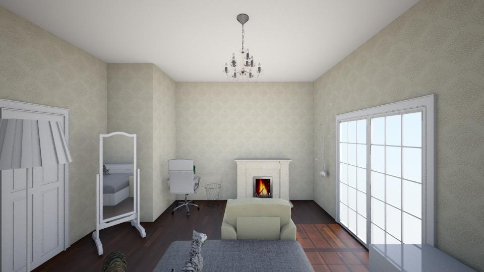 Lil rooom - Bedroom - by Mischki
