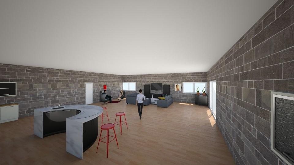 Dank Suite - Modern - Bedroom - by hunteronstad