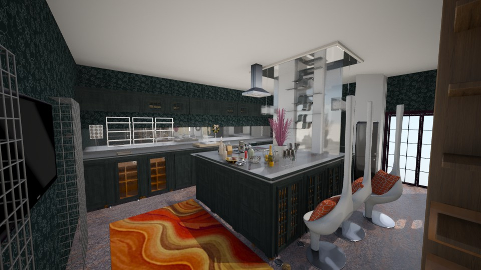 bespoke kitchen3 - by nonehpets