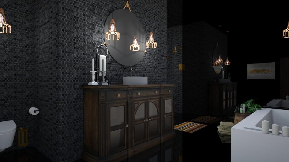 Bathroom - by renakate