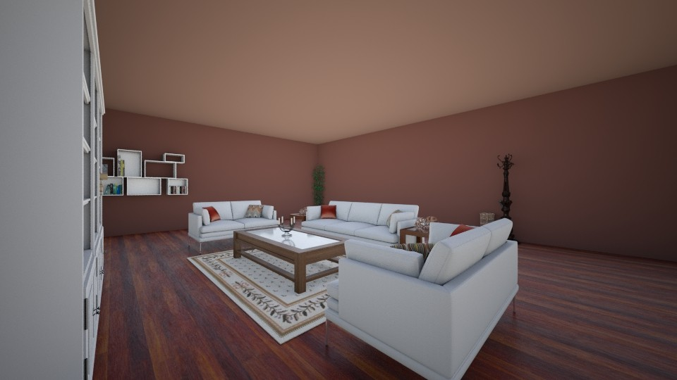 Living Room - Living room - by Readingbird