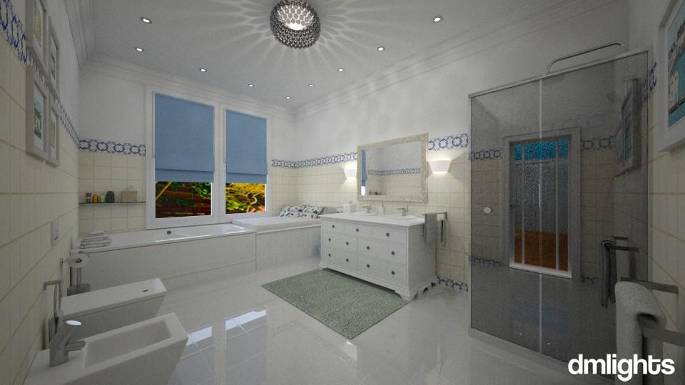 Brooklyn Heights - Modern - Bathroom - by Claudia Correia