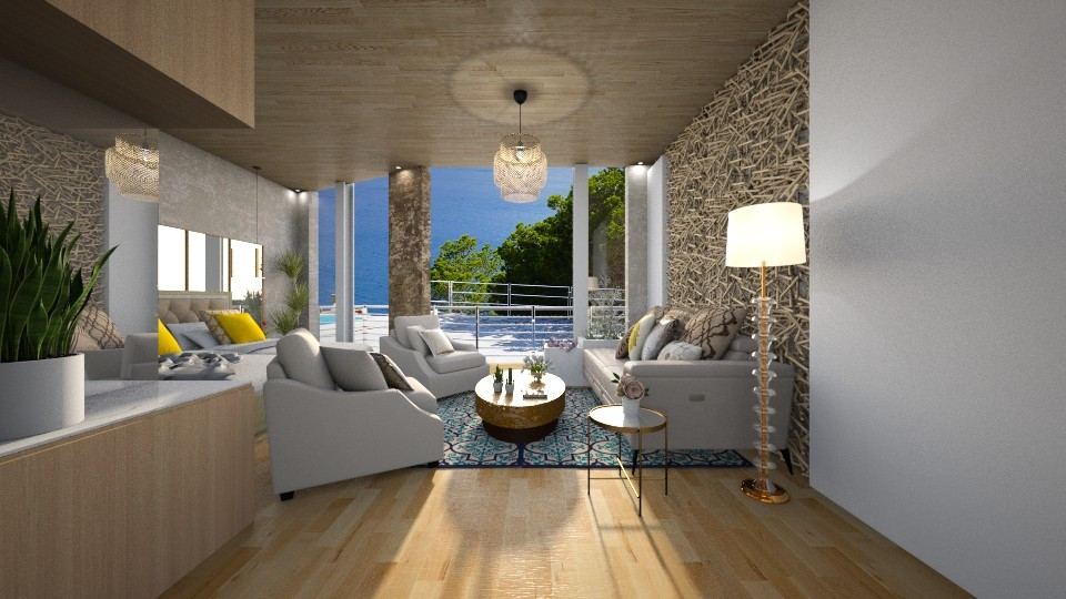 Hotel Room On Ibiza - by Vlad Silviu