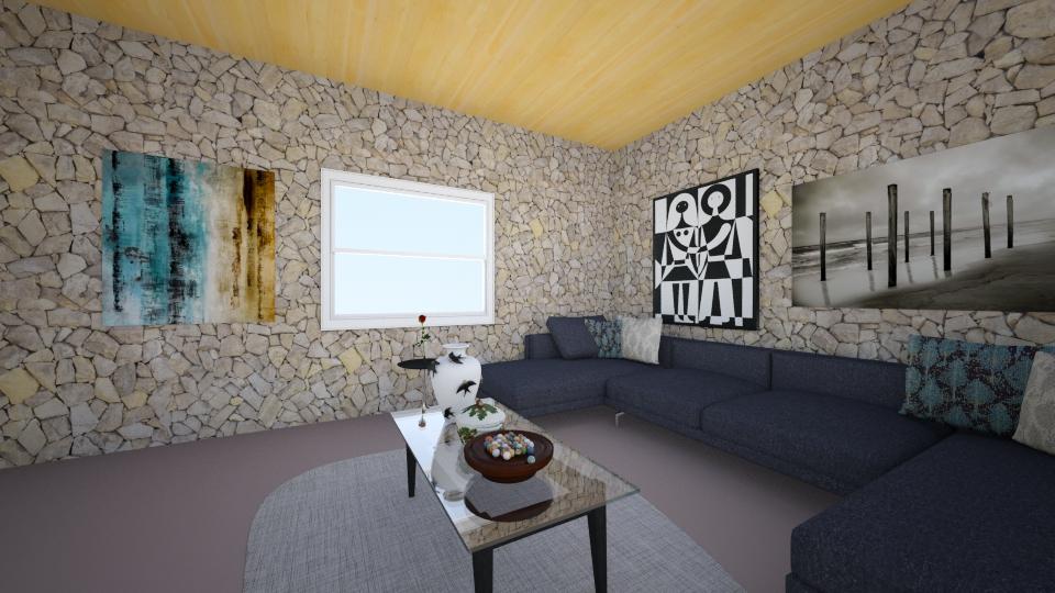 living - Living room - by Nair Ailen