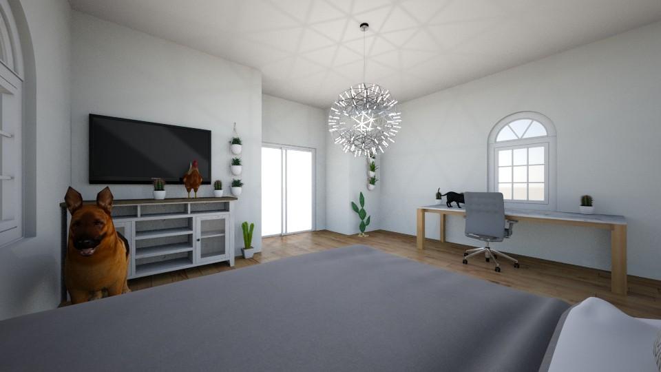 Maddies bedroom - Bedroom - by oreo_lover