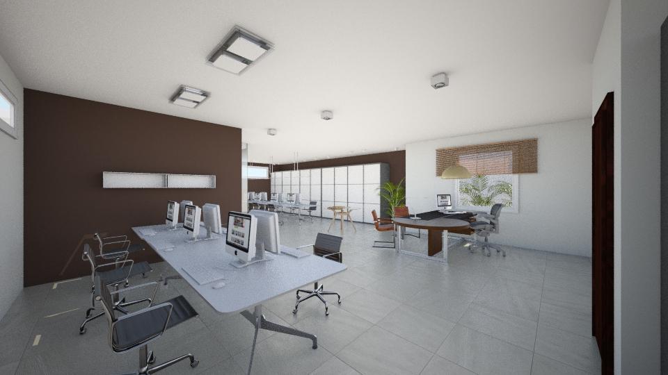 RENATO MOTTA VISTA GERAL - Office - by arquicass