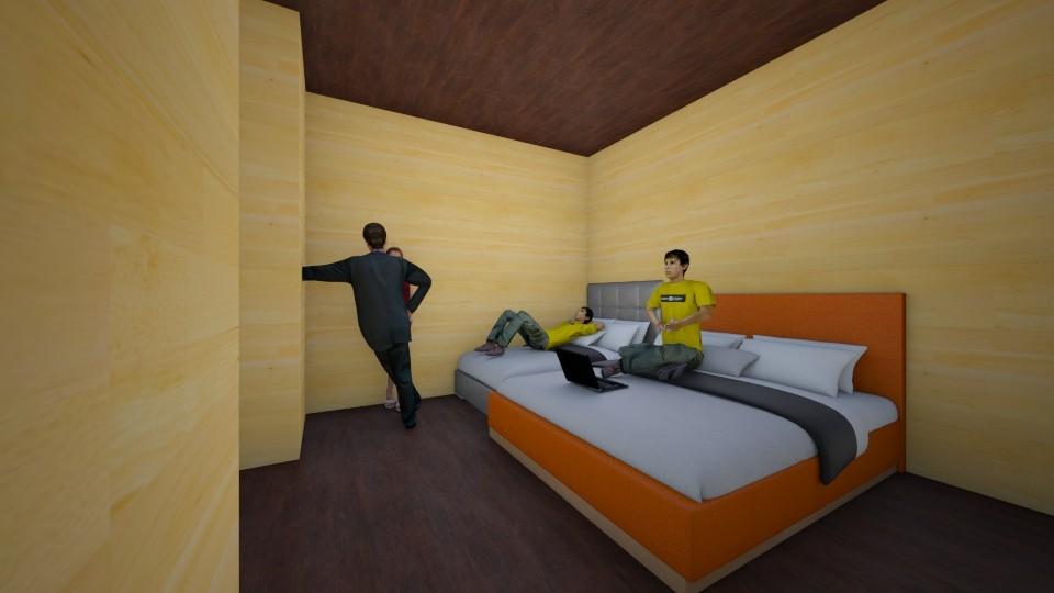 Bedroom - Modern - Bedroom - by Yasir Ross