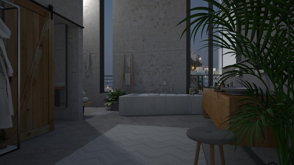 MedModHaus Bathroom - by fungiperfecti