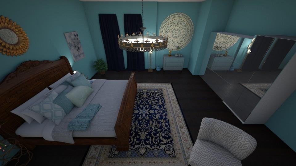 Bedroom - Bedroom - by tena9