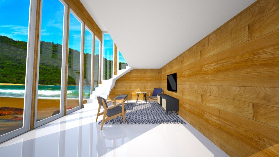 kk - Living room - by jujusinha