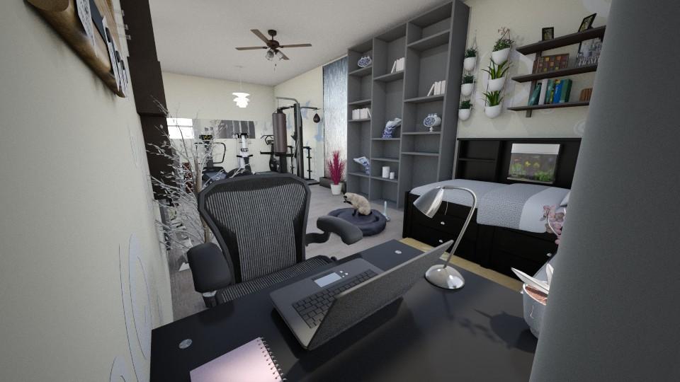 My Room6 - Bedroom - by Yuki Cu