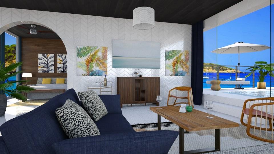 Hotel in Ibiza - by Brianna_322