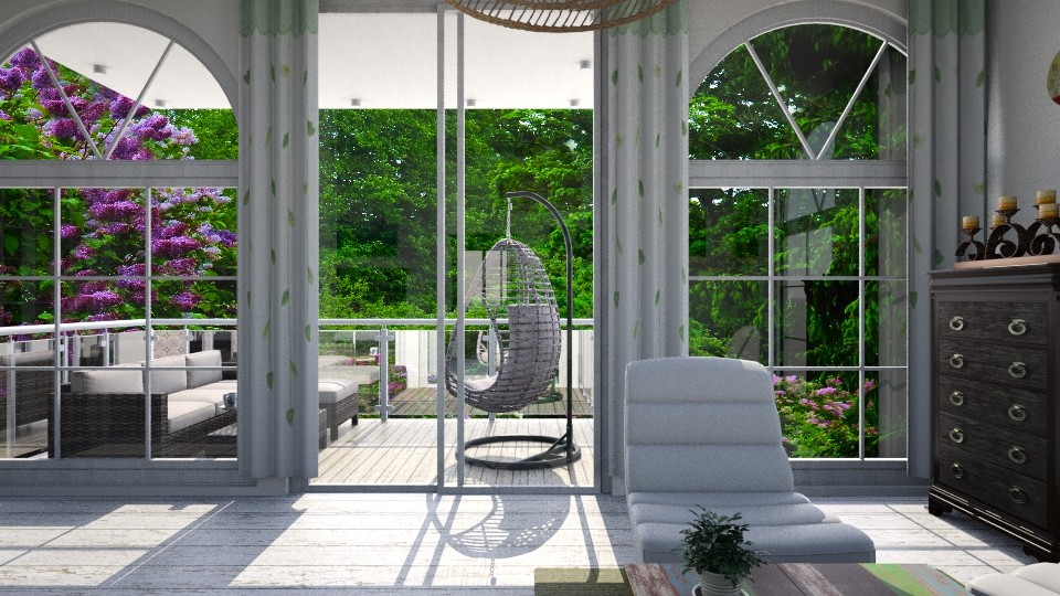 garden house view 7 - by sandra_a