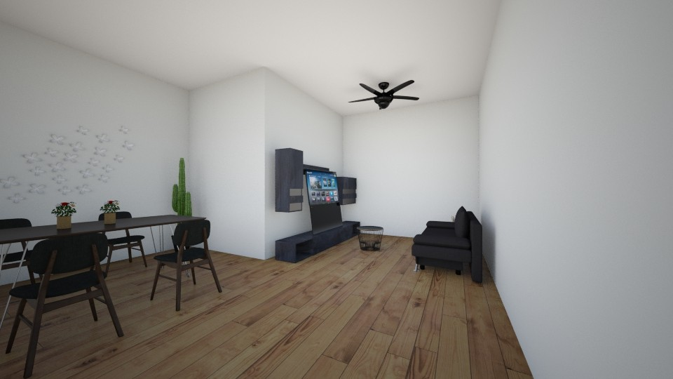 lelijk - Living room - by melissak18