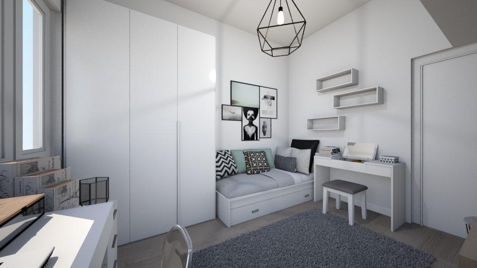 my room - Modern - Bedroom - by McPaula