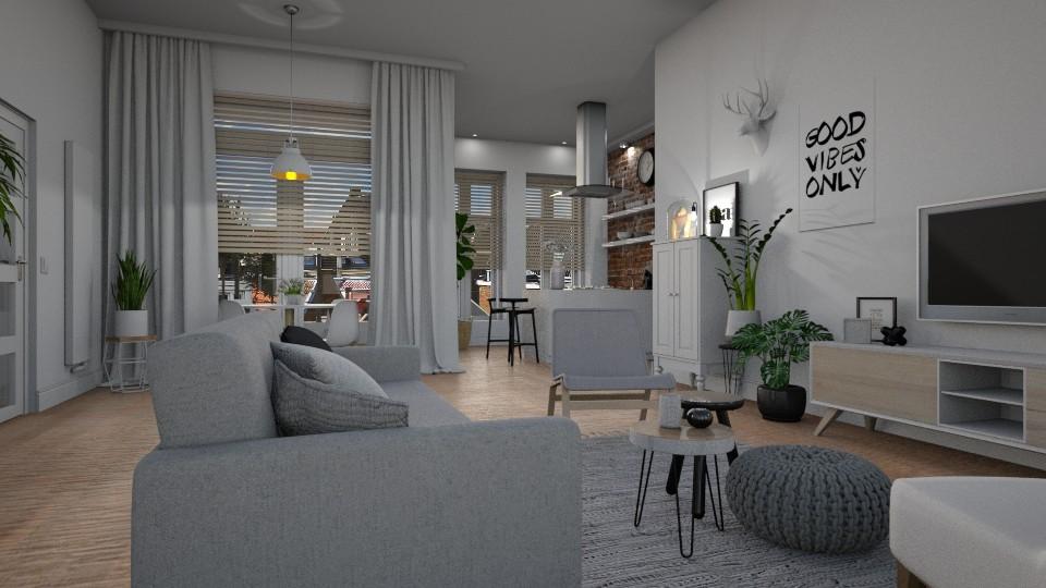 New home_livingroom - by MandyB84