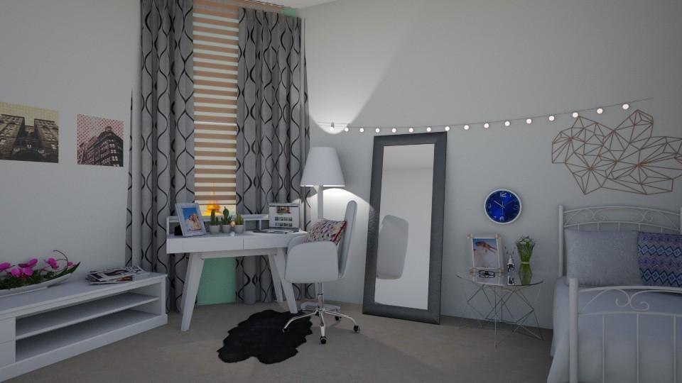 Based on my bedroom - by KS81boff
