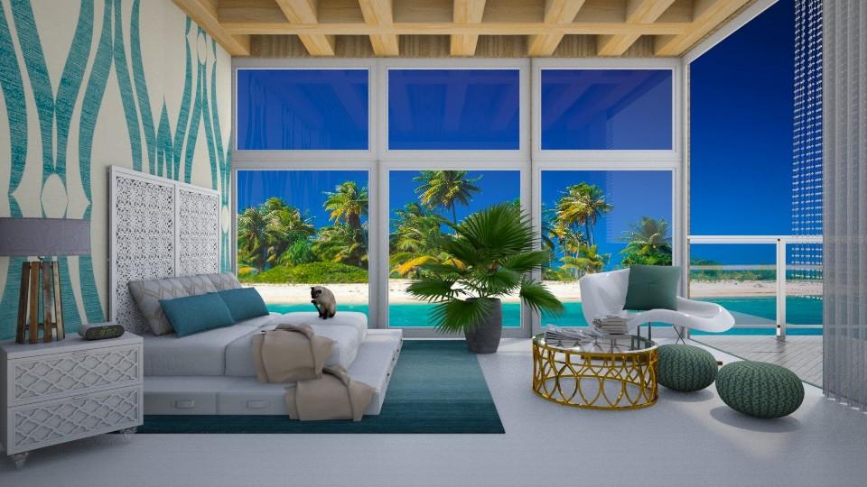 Hotel Tropics - by bgref