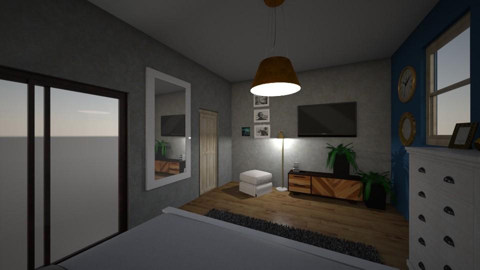 Michaspop3 - Bedroom - by lenczelaaa2