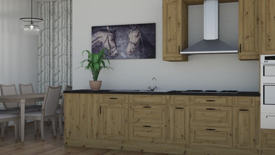 A Kitchen - Kitchen - by Itsjustme1