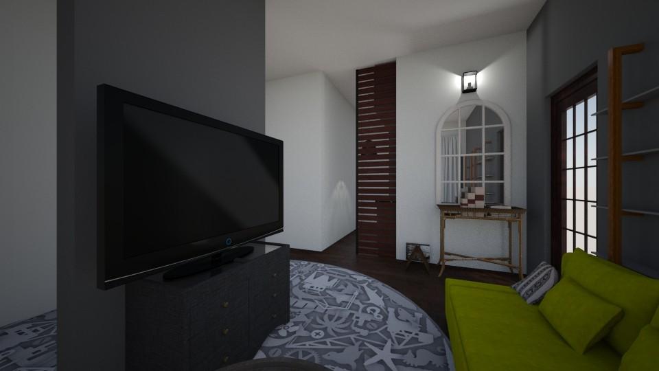 living - Global - Living room - by Ferchiumihaela