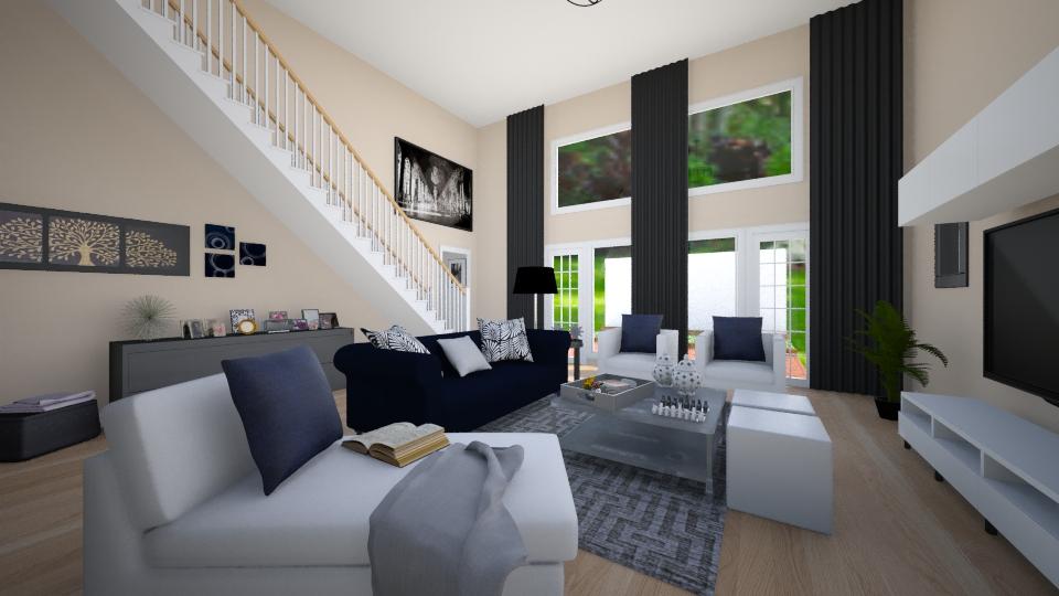 Family room - Living room - by Ashleighlia