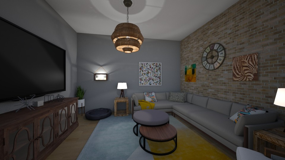 cozy - Living room - by Maddie0712