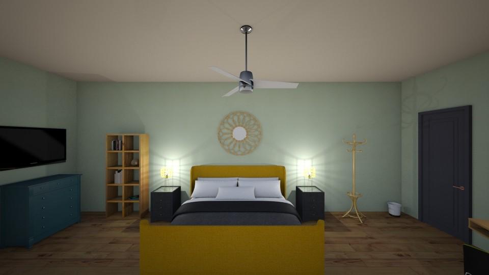bedroom pt 3 - by darwms