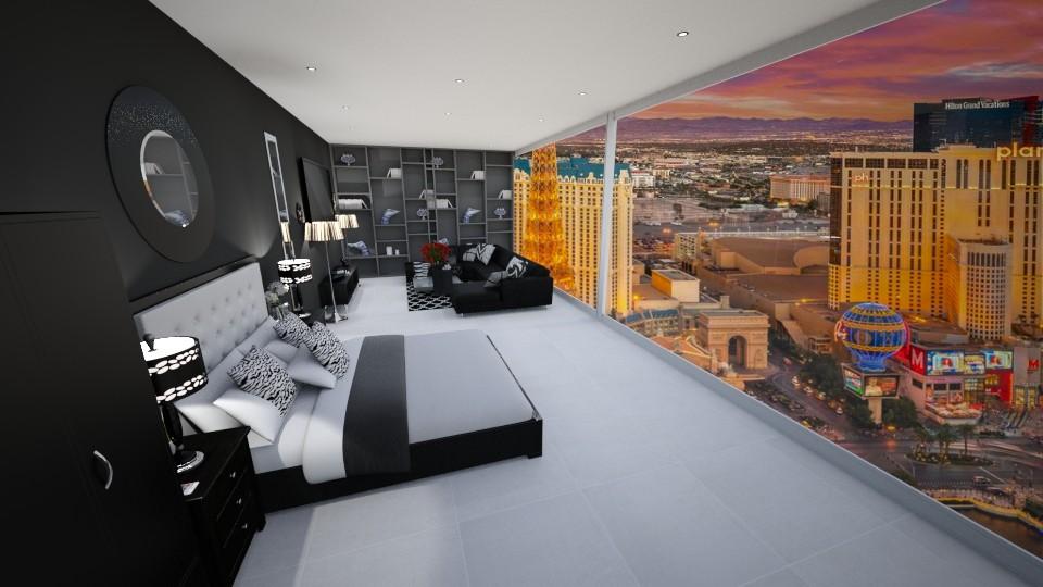 Vegas - Global - Living room - by kellynazha