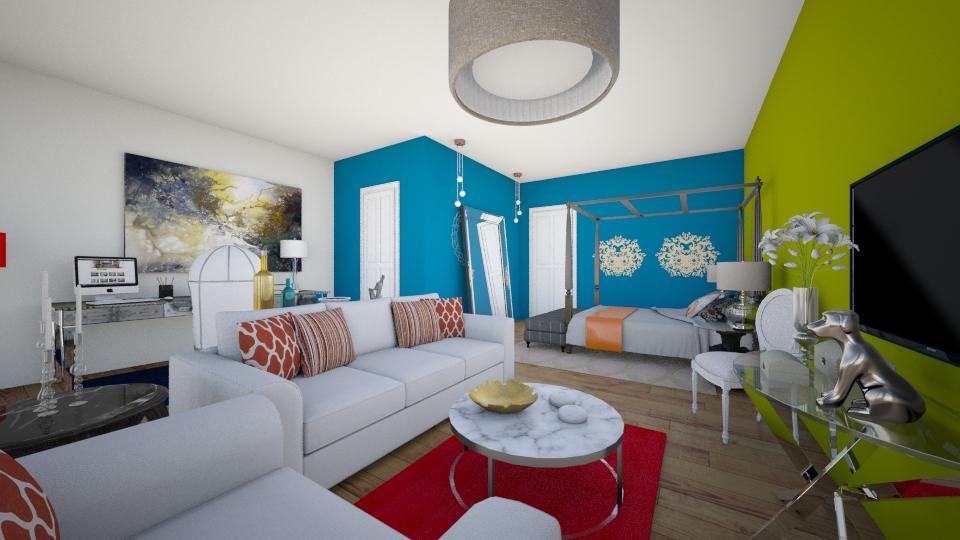 230 - Bedroom - by Zeynep Agcabal