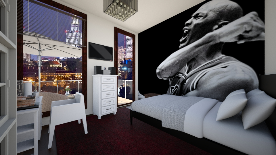 MJ Kingdom - Kids room - by Oshee