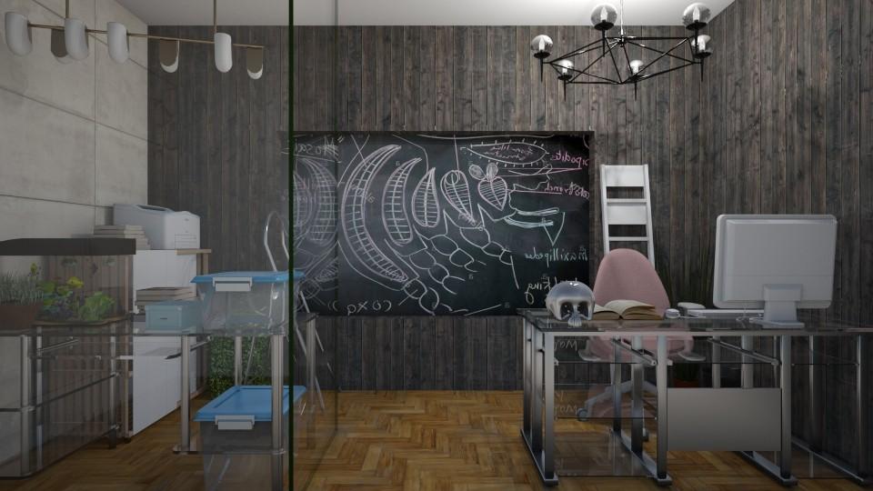 biology - Office - by penelopy