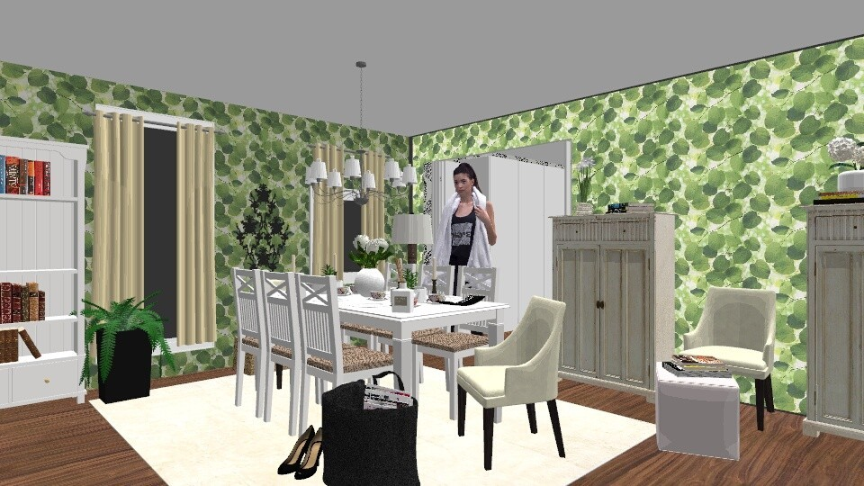 Dine In Style  - Dining room - by Yate