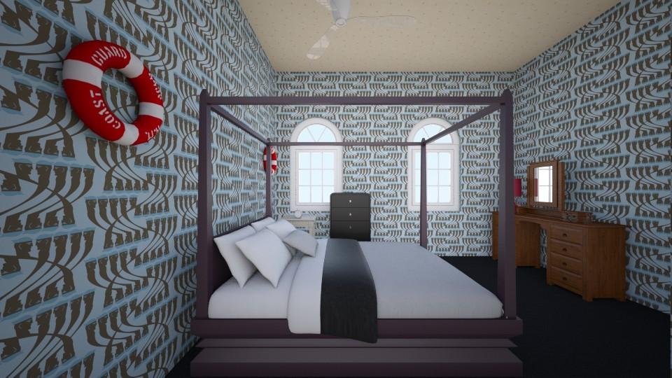 Master Room - Bedroom - by Yonnie Lee