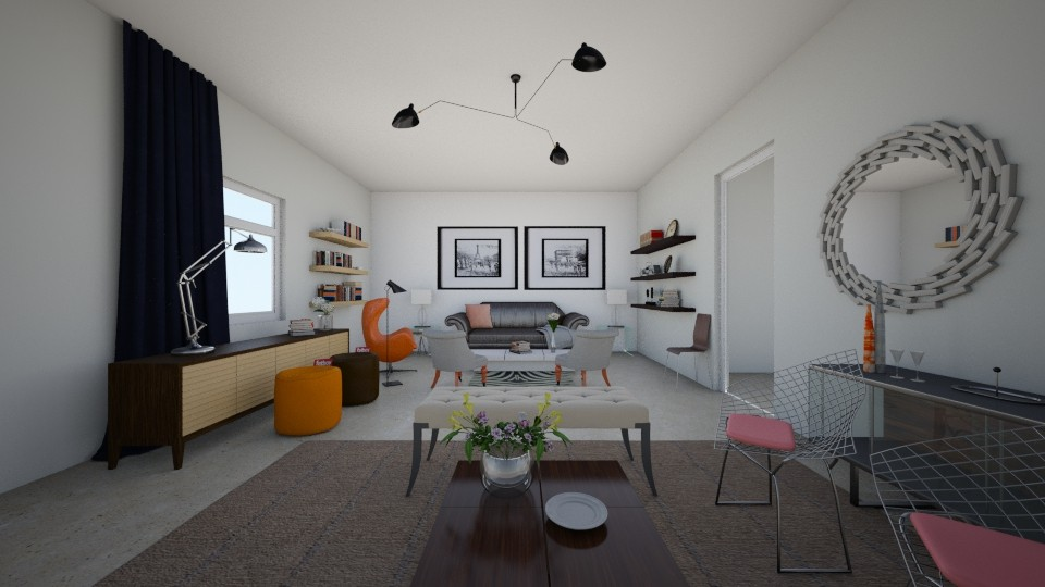sala - Living room - by bcn23