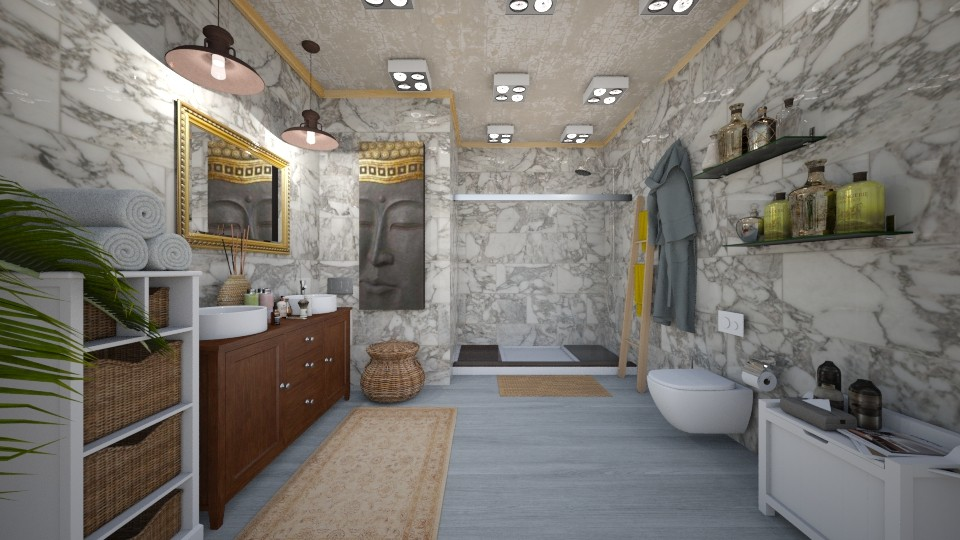 bth - Bathroom - by Kamale