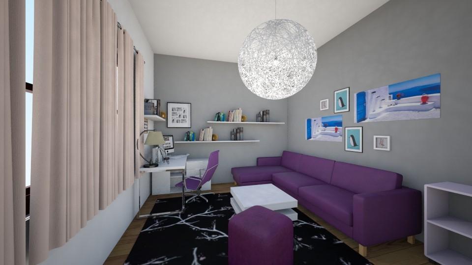 bla - Kids room - by ivanabinevska