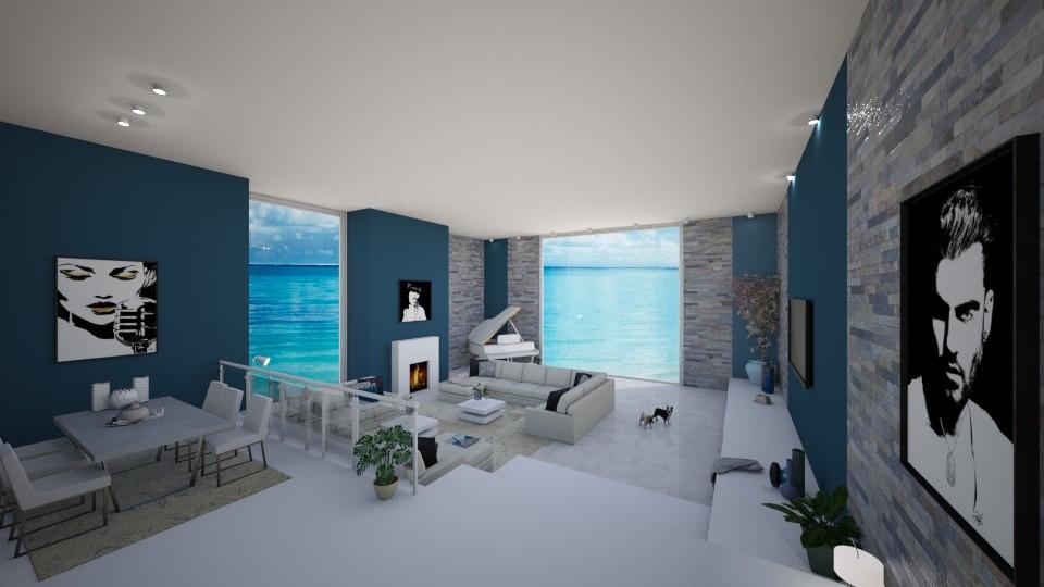 penthouse - by maudberg01