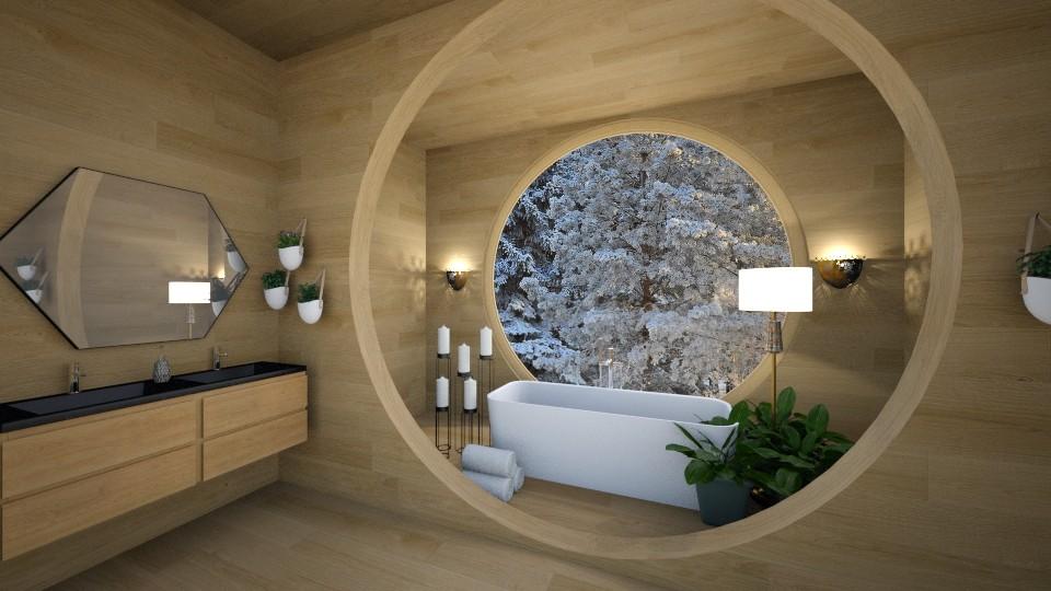 Bathroom - by magda_marciniak18