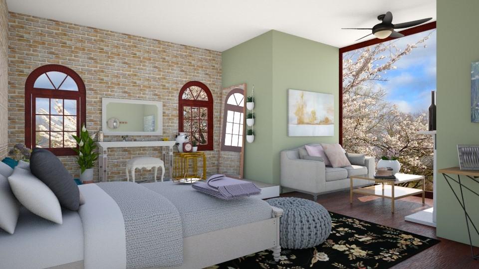 Bedroom1 - Bedroom - by NatalieH