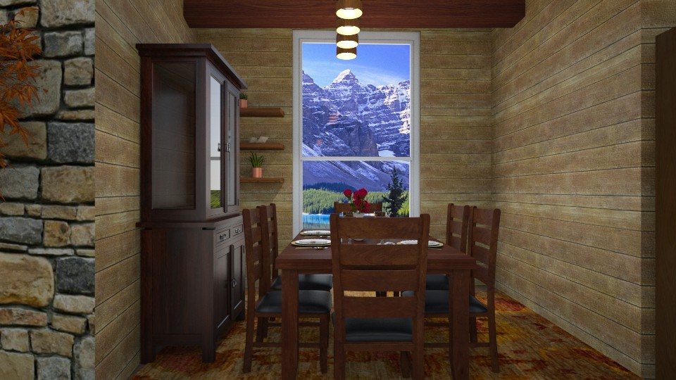 canadian - Living room - by sirtsu