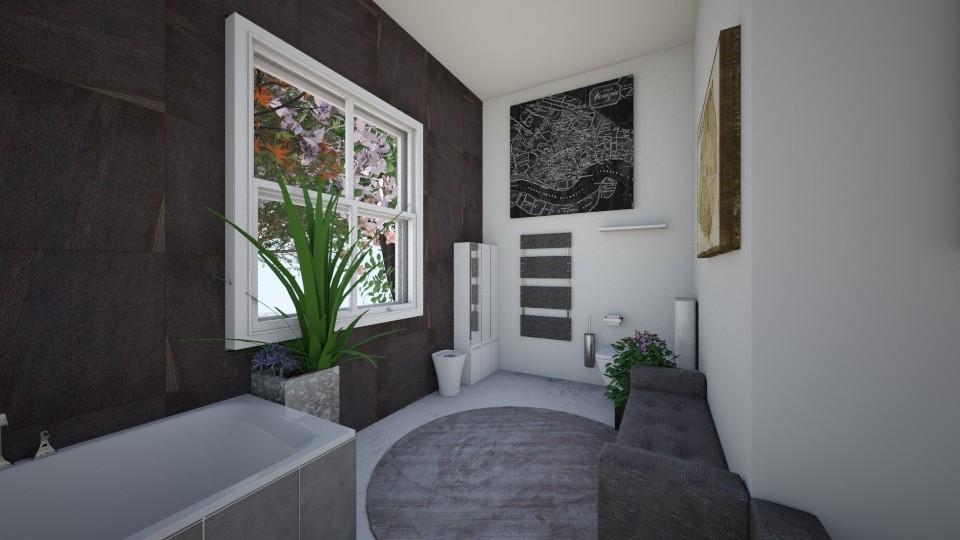 bath3 - Bathroom - by emokekadar