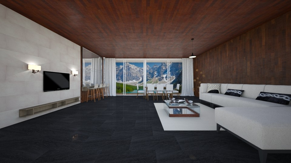 Anna - Modern - Living room - by Anna_be