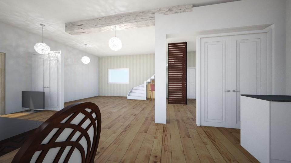 Living room - Country - Living room - by Kaarin Aamer