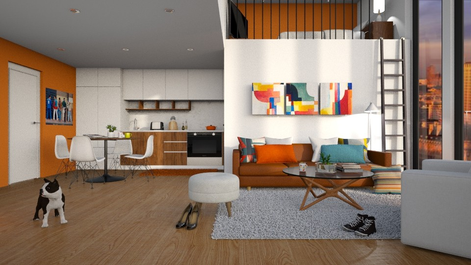 Expat Appartement - by anjaam