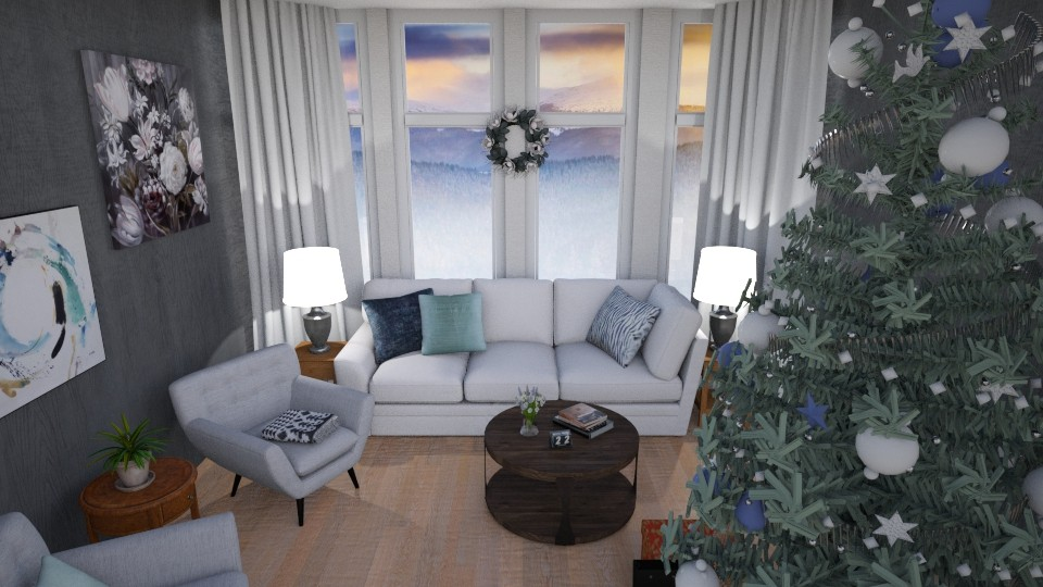Elegant Christmas - by dede4p2