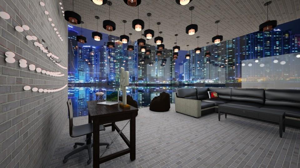 City Apartment - Modern - by bleeding star